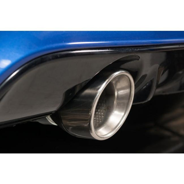 Vauxhall Corsa E VXR Turbo Back Exhaust