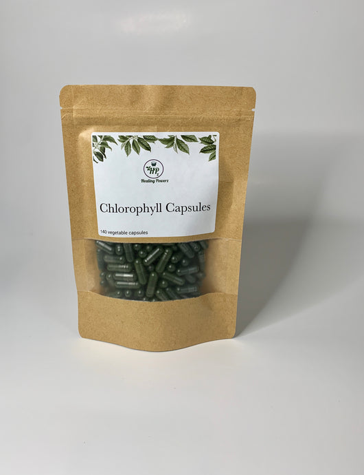 Chlorophyll Capsules