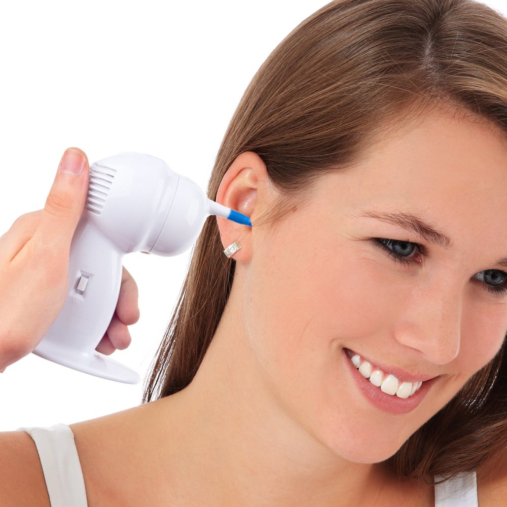 Auto-Earwax Cleaner