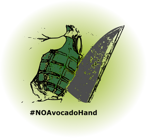 Blood on the guacamole: Is avocado hand reaching epidemic proportions?