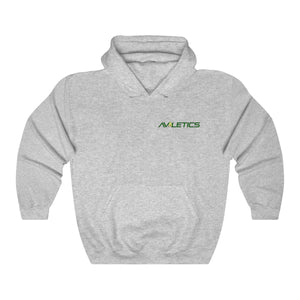 Avoletics Avocado Powered Unisex Heavy Blend™ Hooded Sweatshirt