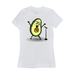 Unisex Avo Print ''Power Politics'' Short-Sleeve T-Shirt