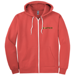 Avoletics Avocado Powered Cloud 9 Zip Hoodie