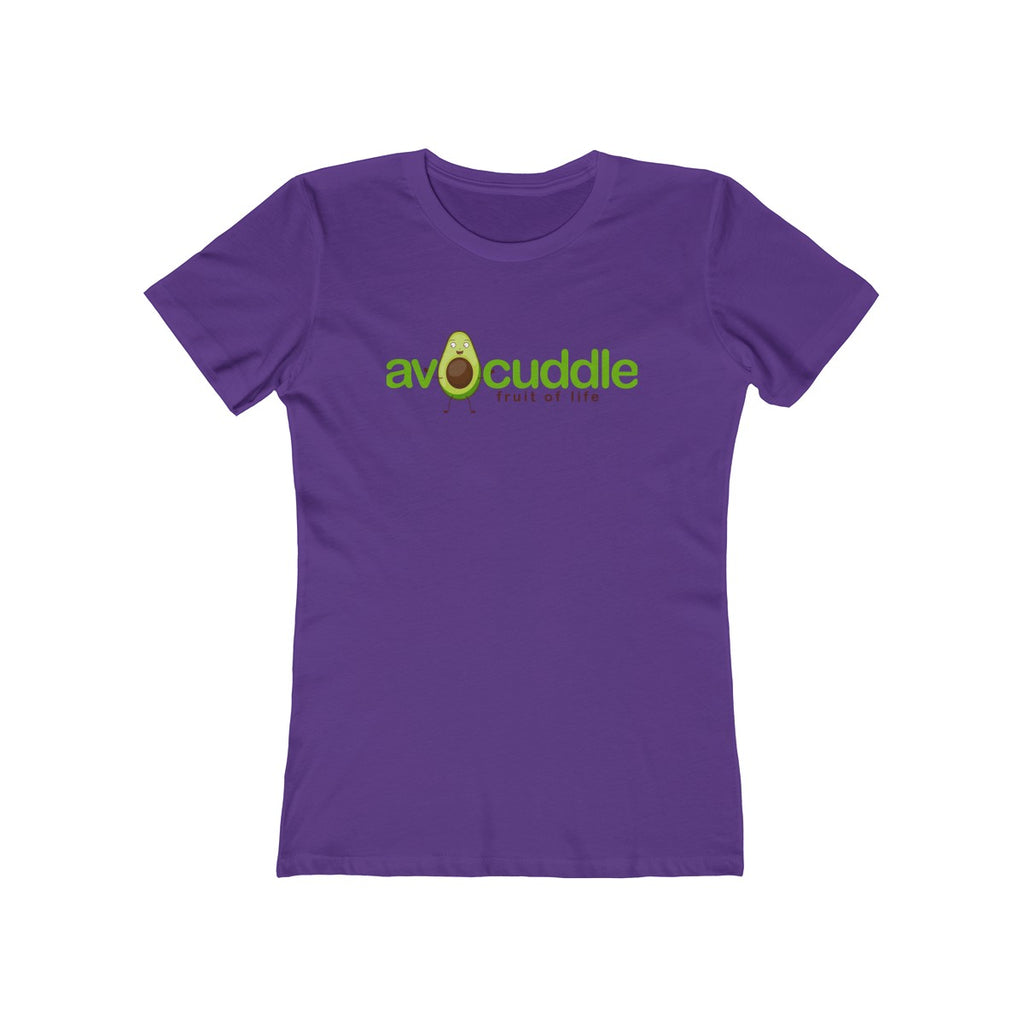 ''AvoCuddle'' Women's Short-Sleeve T-Shirt