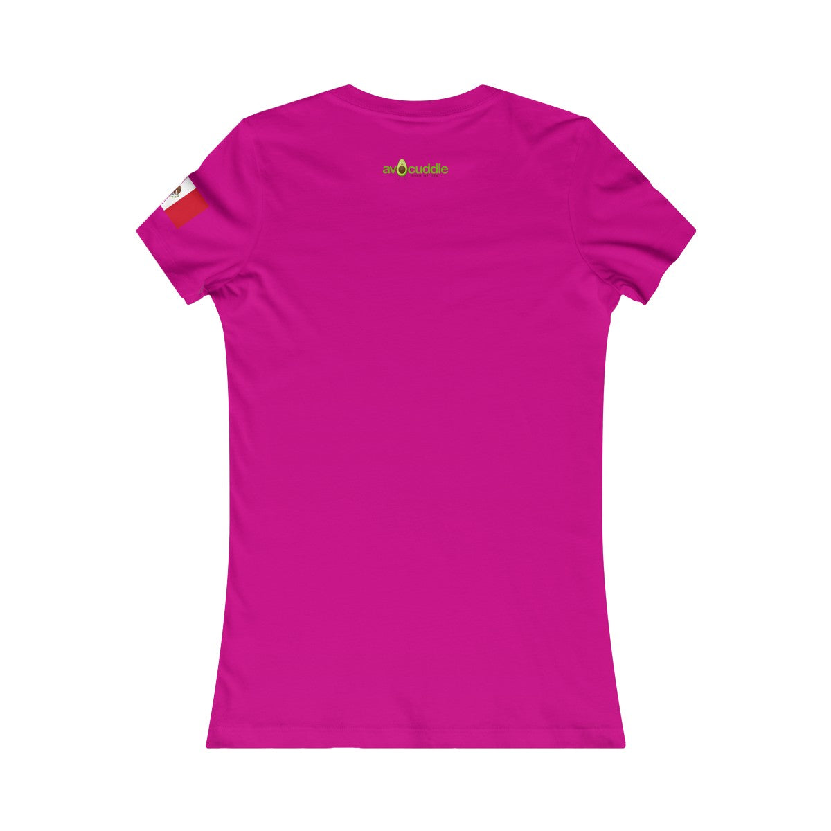 Avoletics Mexico Women's Favorite Tee