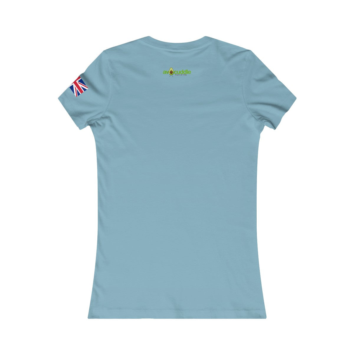 Avoletics Union Jack Women's Favorite Tee