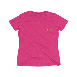 Avoletics Dat Hass - Women's Heather Wicking Tee