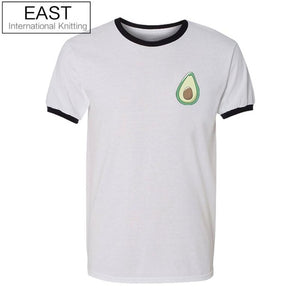 Women's Avo Print Short-Sleeve Tee