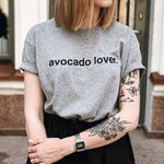 ''Avocado Lover'' Women's Short-Sleeve Tee