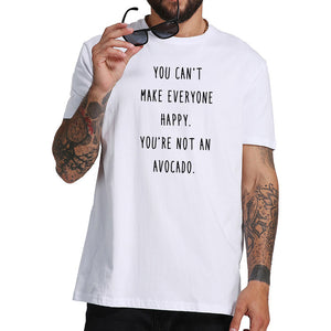 ''You Are Not An Avocado'' Men's Short-Sleeve Tee