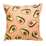 Avocado Print Pillow Case