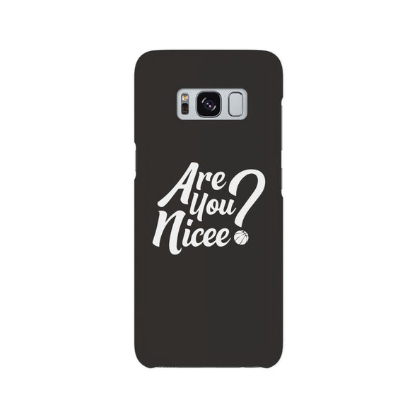 Are You Nicee? Phone Case