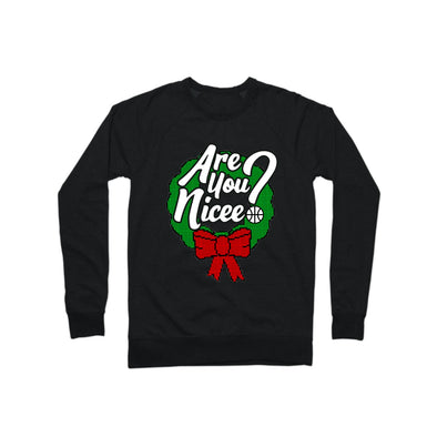 Are You Nicee ? Ugly Xmas Sweater