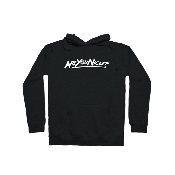 Are You Nicee ? Pullover Hoodie