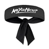 Are You Nicee? Ninja Headband