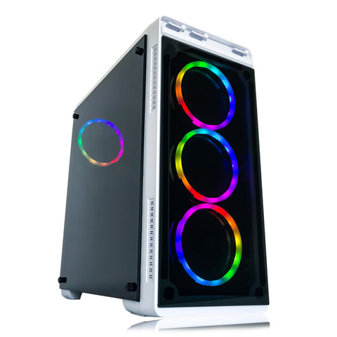 The Helios Arctic Gaming Desktop PC
