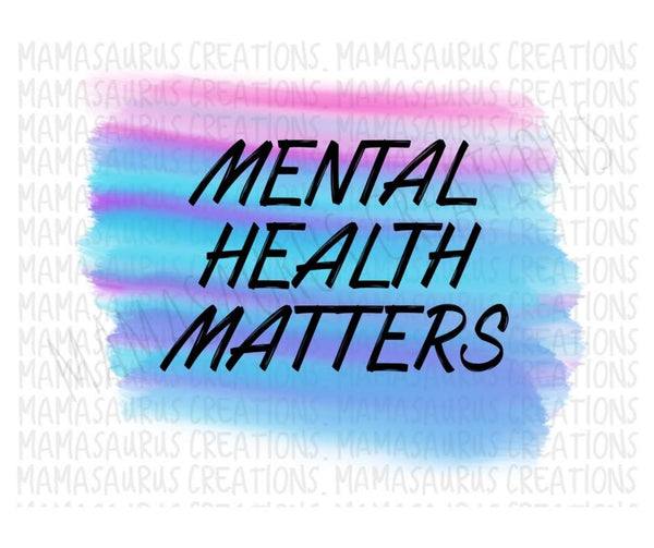 Mental Health Matters Digital Design