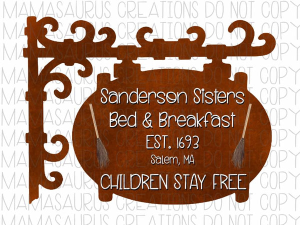 Sanderson Inn Digital Design