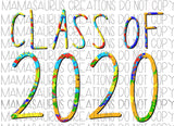 Class of 2020 Digital Design