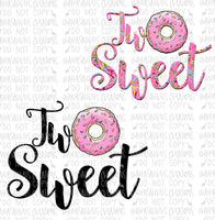 Two Sweet Digital Design