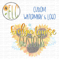 Custom Logo Digital Design