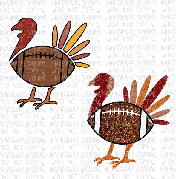 Football Turkey Digital Design