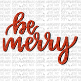 Be Merry Digital Design