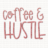 Coffee & Hustle Digital Design