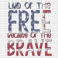 Land of the Free Digital Design