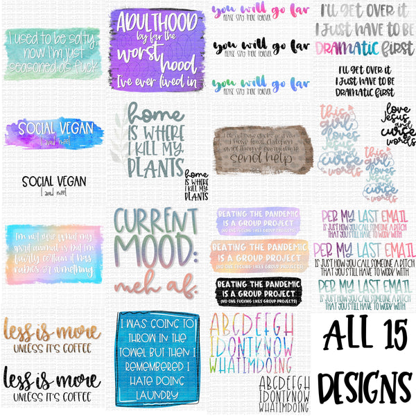 Snarky Bundle Digital Design