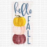 Hello Fall Digital Design