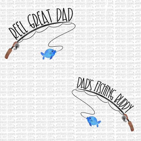 Reel Great Dad Digital Design