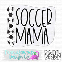 Soccer Mama Digital Design