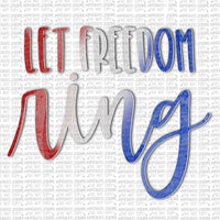 Let Freedom Ring Digital Design