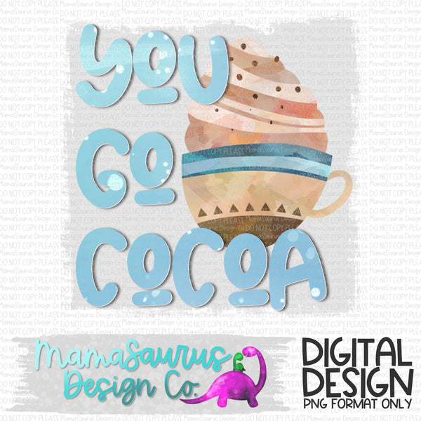 You Go Cocoa Digital Design
