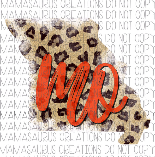 MO Leopard State Digital Design