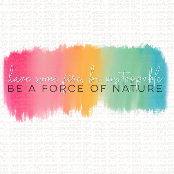 Force of Nature Digital Design