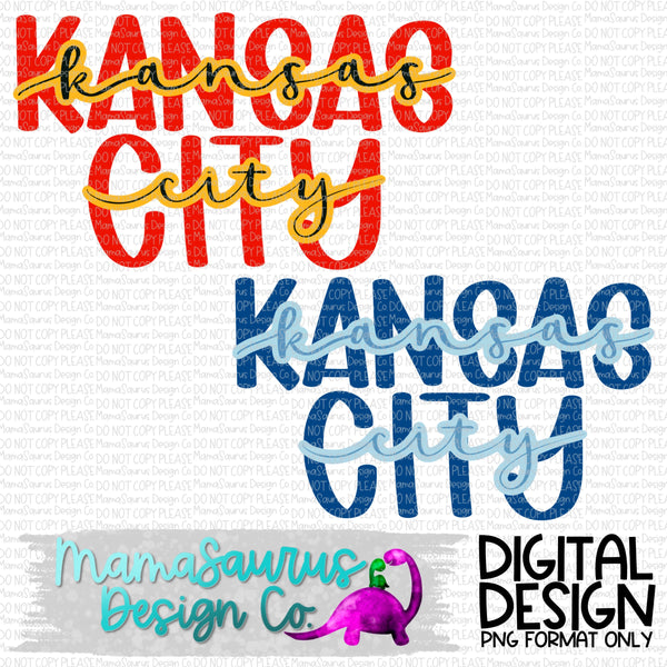 Outline KC Sports Digital Design