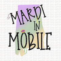 Mardi in Mobile Digital Design