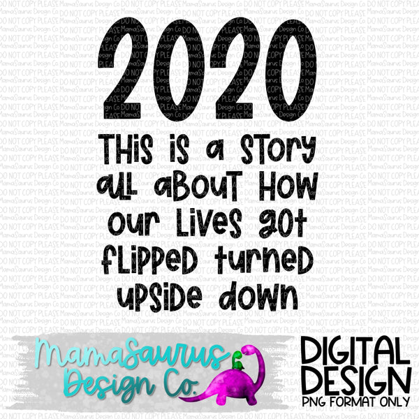 2020 Story Digital Design