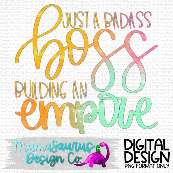 Badass Boss Empire Digital Design