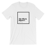 The Black Hipster. Original Tee- Short Sleeve