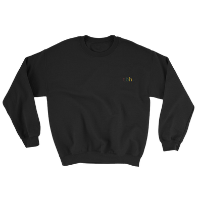 tbh. Original Crewneck-Embroidered