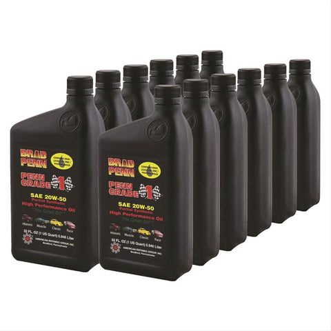 Penn Grade 1 Oil 20w50 - Case