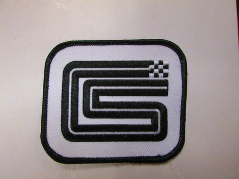Collectors 'CS' Patch