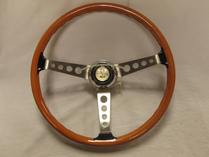 Shelby GT500 Steering Wheel