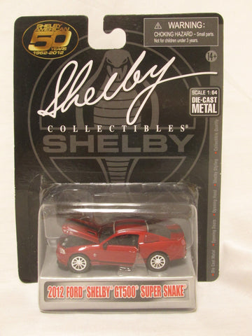 1:64 Shelby Mustang Diecast
