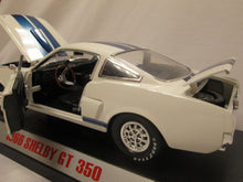 Load image into Gallery viewer, 1:18 1966 Shelby Mustang GT350