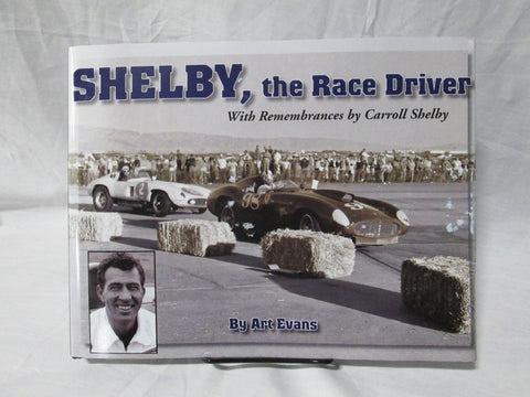 'Shelby, the Race Driver' by Art Evans