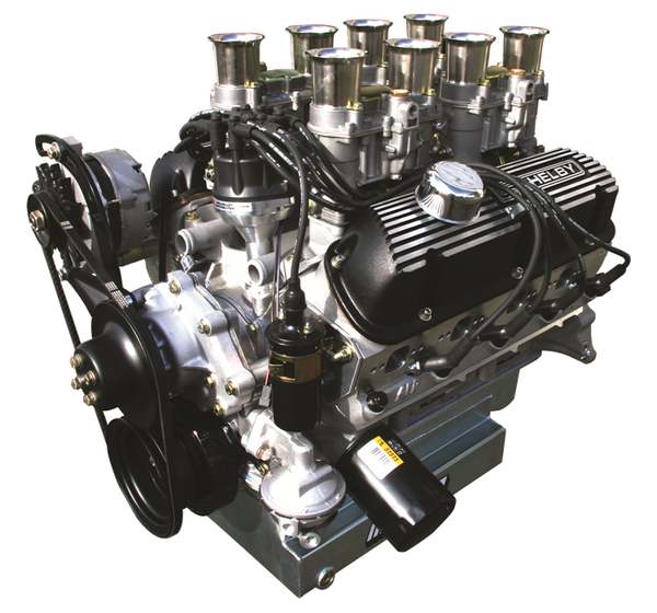 Aluminum 289; 364CI Stage I with Webber Carburetor System (500HP)